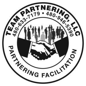 Partnering Facilitator, Team Partnering Logo