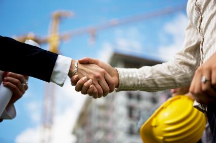 Partnering Handshake