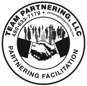 partnering facilitation services - team partnering logo