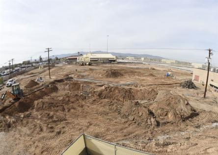 Luke AFB - F-35 Operations and Maintenance Facility Dig