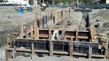 Santa Clarita, CAOld Town Newhall Library in process