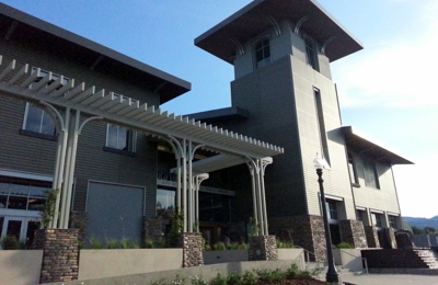 Santa Clarita, CAOld Town Newhall Library in completed